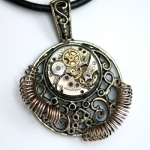 Steampunkt necklace #3
